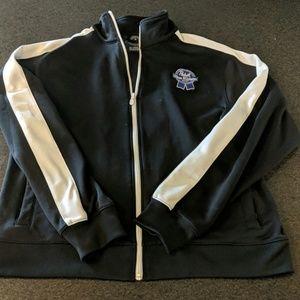 Pabst Blue Ribbon track jacket